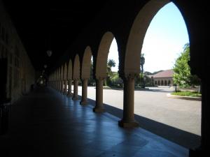 Stanford University Quadrangle