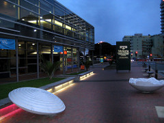 Conference site at Victoria University, Wellington, New Zealand