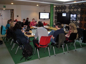 HUMlab workshop