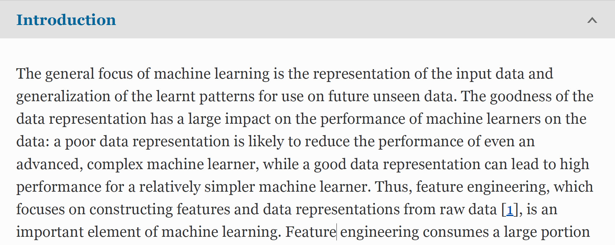 "Maryam M. Najafabadi, et al., ""Deep Learning Applications and Challenges in Big Data Analytics"" (2015)"