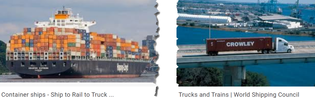 Shipping containers (intermodal logistics)