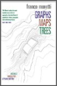 Cover of Franco Moretti's Graphs, Maps, Trees